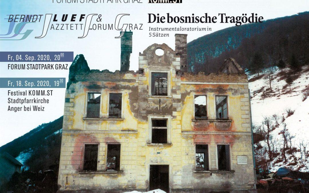 Berndt Luef & Jazztett Forum Graz
