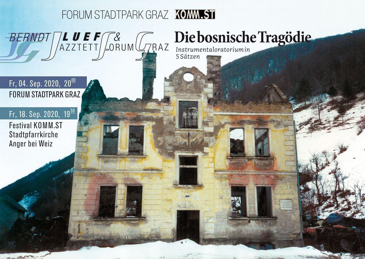 KOMM.ST Jazztett Forum Graz