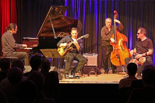 Joschi Schneeberger Quartett