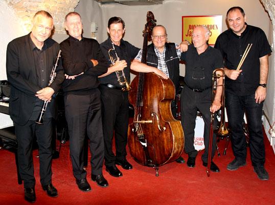 Saisoneröffnung mit der Royal Garden Jazz Band